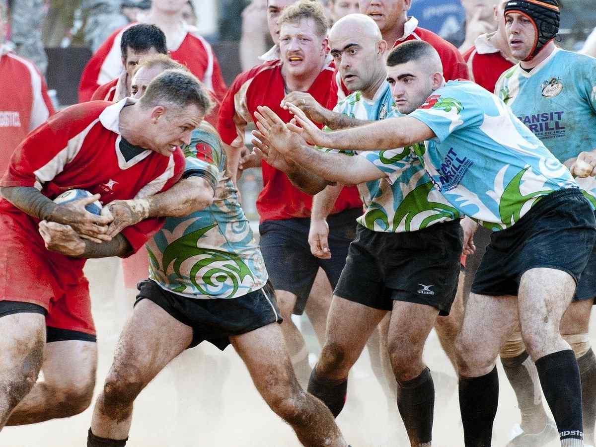 Rugby, Ballsportart, Sportart mit R, R, Ball, Sport mit Y am Ende, Sport