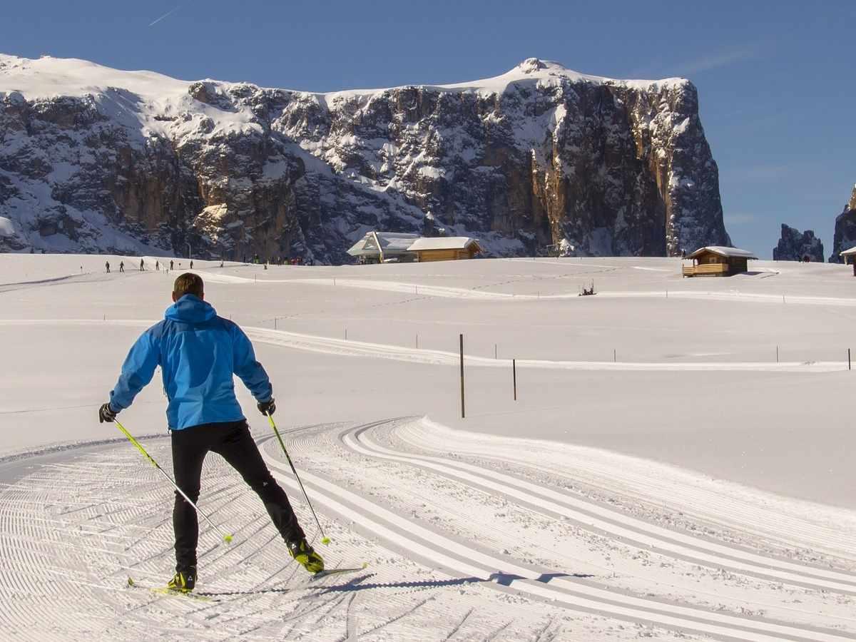 Skilanglauf, Wintersportart, Sportart mit S, S, Winter, Sport mit F am Ende, Sport