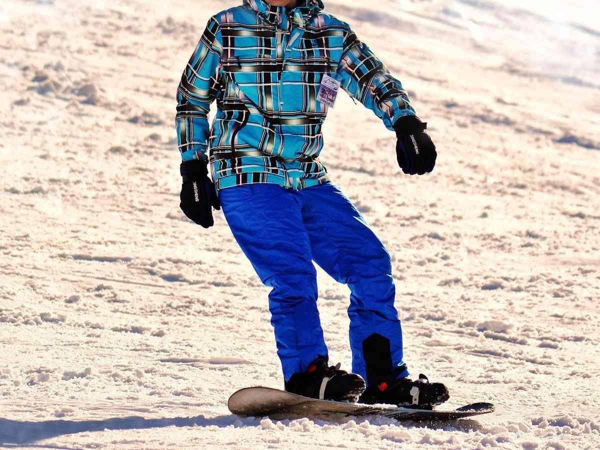Snowboarding, Wintersportart, Sportart mit S, S, Winter, Sport mit G am Ende, Sport
