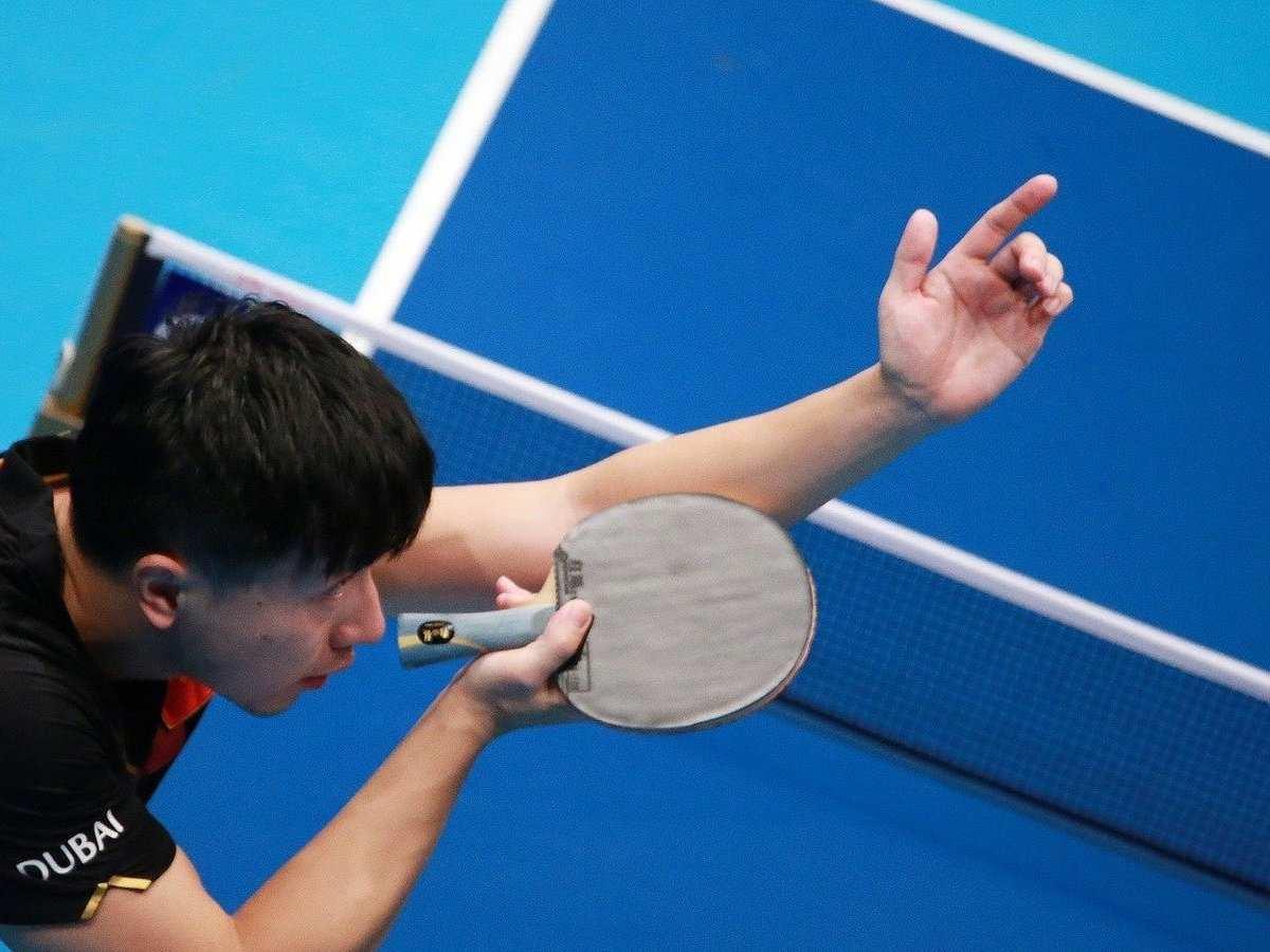 Tischtennis, Ballsportart, Sportart mit T, T, Ball, Sport mit S am Ende, Sport