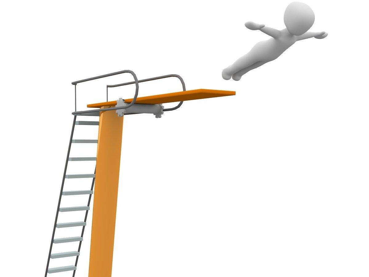 Turmspringen, Wassersportart, Sportart mit T, T, Wasser, Sport mit N am Ende, Sport